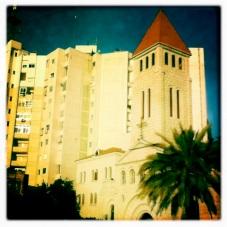 Eglise, Saïda, Sud du Liban